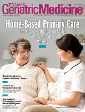 Today's Geriatric Medicine Article by Tom Cornwell, MD
