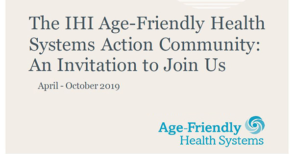 AFHS Action Community Invitation