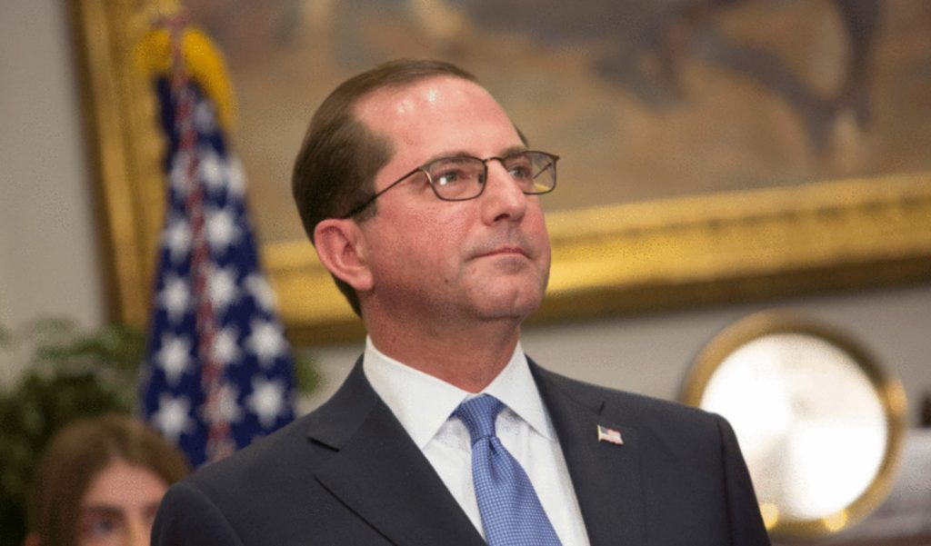 Secretary Alex Azar