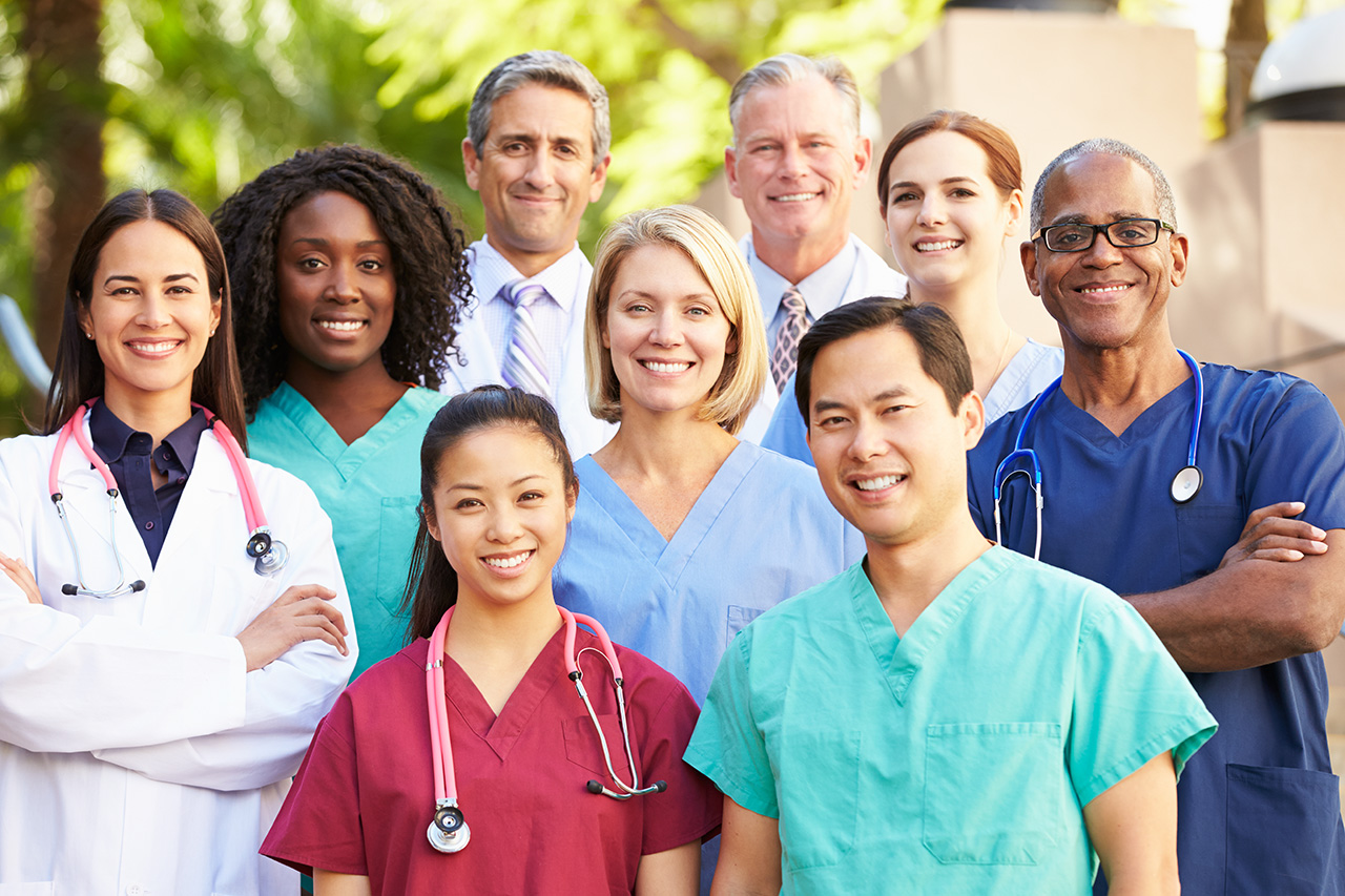 Home-based primary care staff
