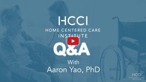 Q&A Video with Aaron Yao