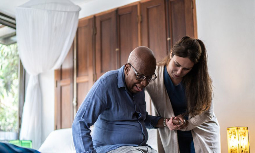 hospital at home home health home-based primary care
